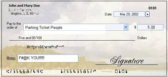 Worthless Checks /Forgery/Identity Theft