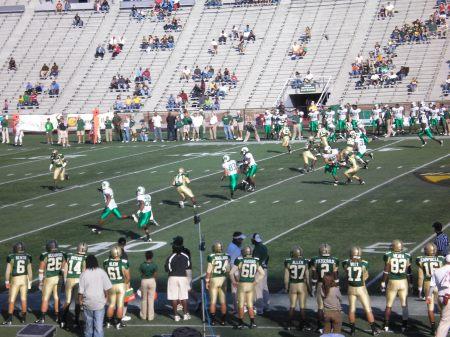 UAB vs. Marshall, October 15, 2008