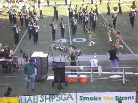 UAB Homecoming Halftime Performance
