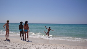 Skimboarding Lessons on Panama City Beach
