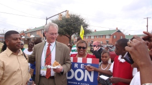 Siegelman and Supporters in Selma