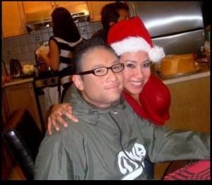 Eric and Veronica De La Cruz