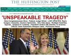 Huffington Post Screenshot: January 8, 2011