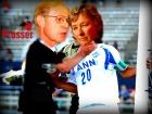 Weaselly Republican Thug Prosser Chokes Justice Ann Bradley